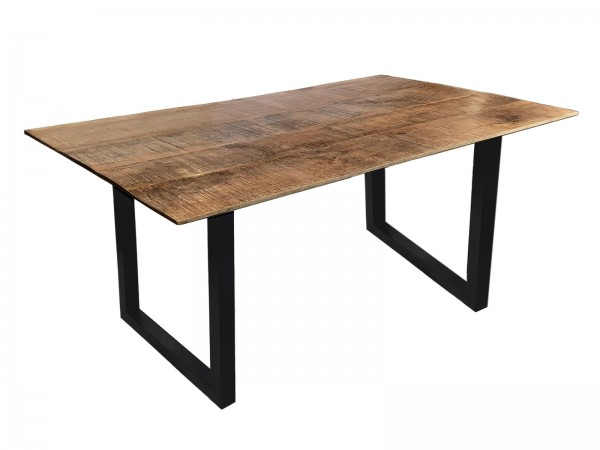 Esstisch Küchen Tisch Esszimmer Tisch Liverpool 120x80 160x90 u. 200x100 cm Mangoholz massiv