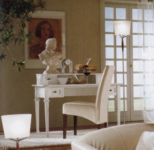 Schreibtisch Mit Aufsatz 4 Schubkästen Pinie Massiv Breite 120 Cm Mvg
