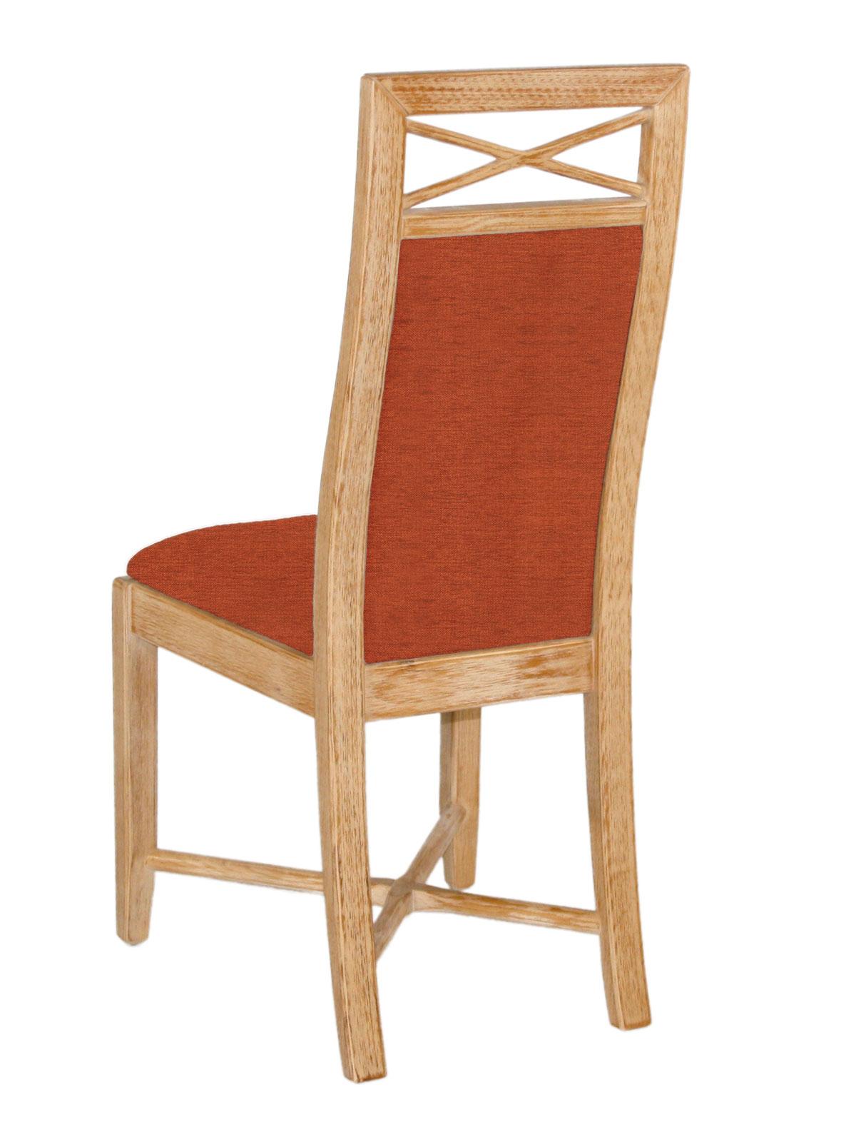 Esszimmer Stuhl Sitz Und Rücken Gepolstert Pinie Massiv Mvg